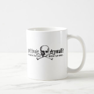 Caneca De Café Drywall tóxico obtido?