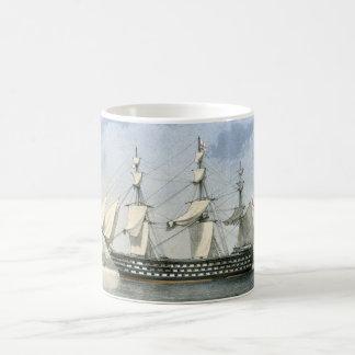 Caneca De Café Duque do HMS de Wellington