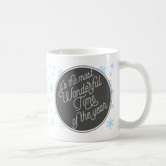 Caneca De Café É a época a mais maravilhosa do ano