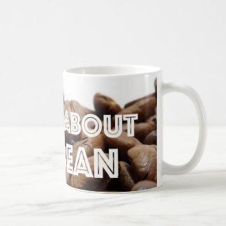 Caneca De Café É toda sobre o feijão