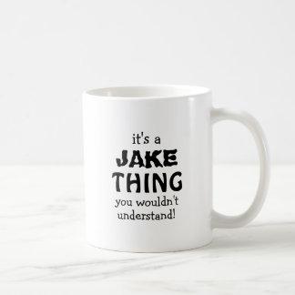 Caneca De Café É uma coisa que de Jake você não compreenderia