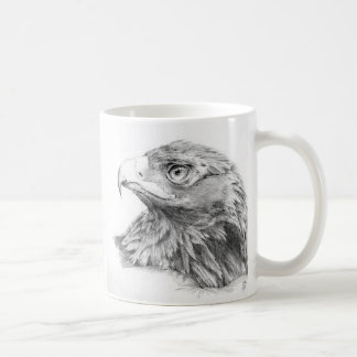 Caneca De Café Eagle nobre