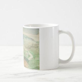 Caneca De Café Edgar Degas - paisagem