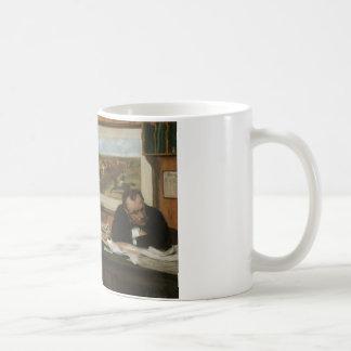 Caneca De Café Edgar Degas - Sulking