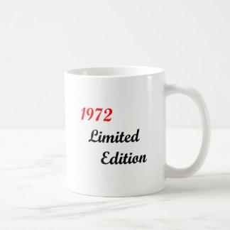 Caneca De Café Edição 1972 limitada