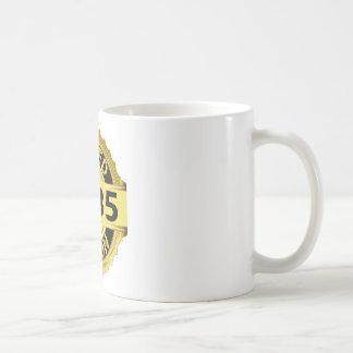 Caneca De Café Edição 1985 limitada