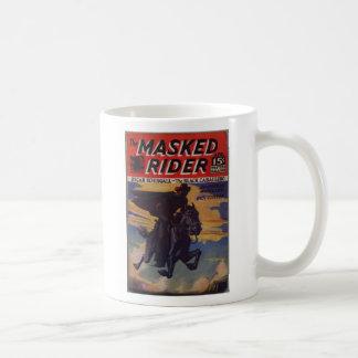 Caneca De Café Edição mascarada do cavaleiro ?a