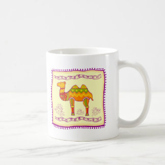 Caneca De Café Edredão do camelo