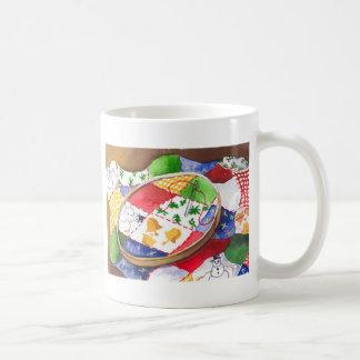 Caneca De Café Edredão do Natal
