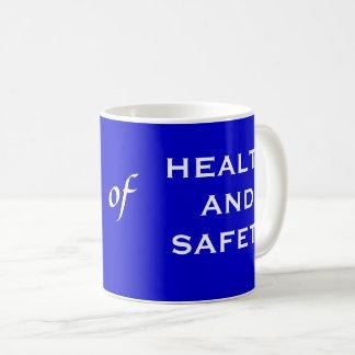Caneca De Café Ele da piada engraçada dos homens da saúde e da