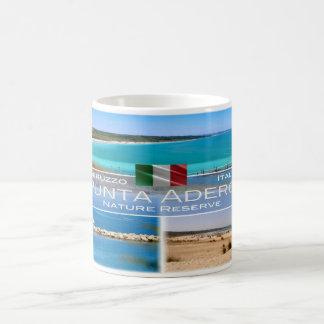 Caneca De Café ELE Italia - Abruzzo - Punta Aderci -