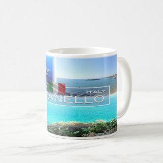 Caneca De Café ELE Italia - Calabria - Copanello -