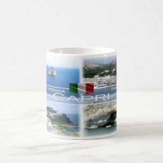 Caneca De Café ELE Italia - Campania - Capri -