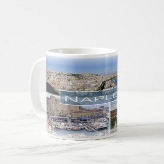 Caneca De Café ELE Italia - Campania - Nápoles -