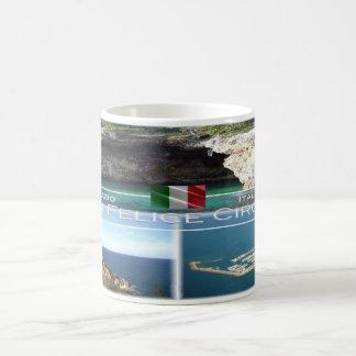 Caneca De Café ELE Italia - Lazio - San Felice Circeo -