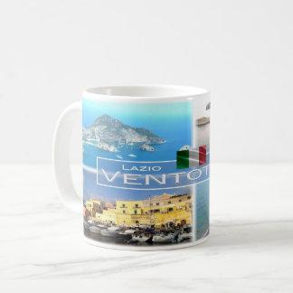 Caneca De Café ELE Italia - Lazio - Ventotene -