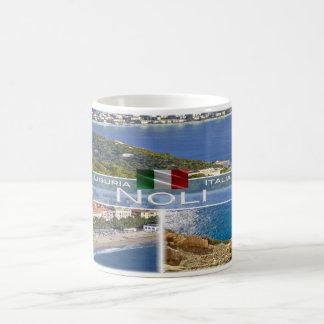 Caneca De Café ELE Italia - Liguria -   Noli -