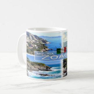 Caneca De Café ELE Italia - Liguria - Zoagli -