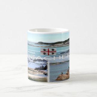 Caneca De Café ELE - Italia - Sardinia - Arzachena -