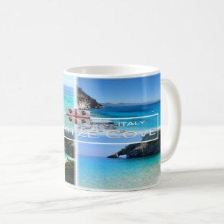 Caneca De Café ELE - Italia - Sardinia - Baunei - angra Goloritzé