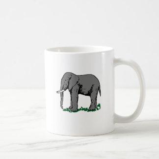 Caneca De Café Elefante