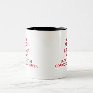 CANECA DE CAFÉ EM DOIS TONS