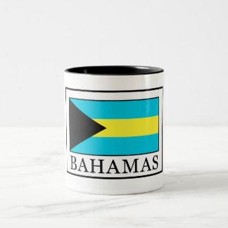 Caneca De Café Em Dois Tons Bahamas