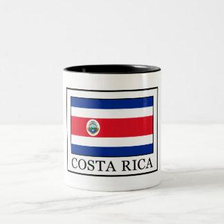 Caneca De Café Em Dois Tons Costa Rica