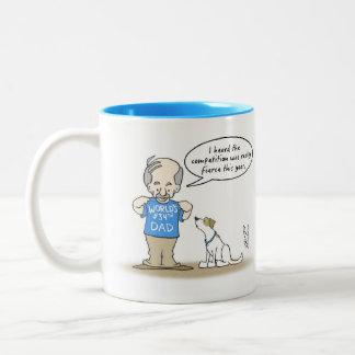 """Caneca De Café Em Dois Tons Gramps: Do """"caneca de café do 3#4th pai mundo"""""""