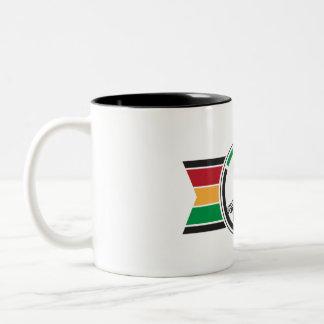 Caneca De Café Em Dois Tons Jah