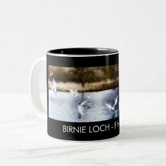 Caneca De Café Em Dois Tons Loch de Birnie