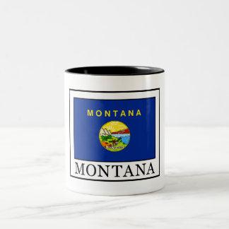 Caneca De Café Em Dois Tons Montana