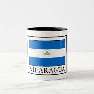 Caneca De Café Em Dois Tons Nicarágua