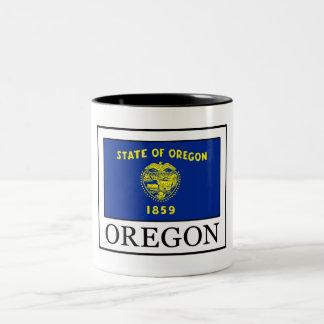 Caneca De Café Em Dois Tons Oregon