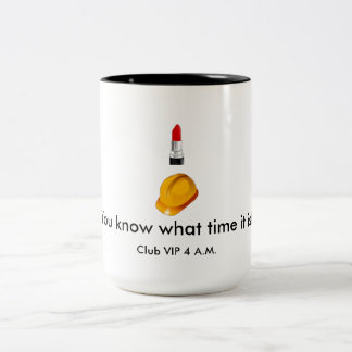 Caneca De Café Em Dois Tons Para aqueles saber