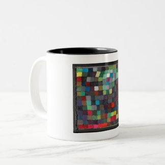 Caneca De Café Em Dois Tons Pode representar, por Paul Klee, 1925