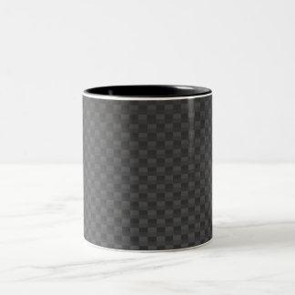 Caneca De Café Em Dois Tons polímero Carbono-fibra-reforçado