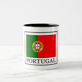Caneca De Café Em Dois Tons Portugal
