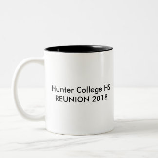 Caneca De Café Em Dois Tons Reunião 2018 de HCHS