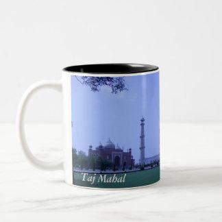 Caneca De Café Em Dois Tons Taj Mahal