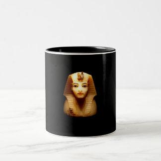 Caneca De Café Em Dois Tons Tutankhamun