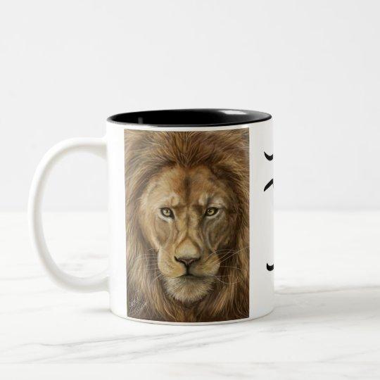 Caneca De Café Em Dois Tons Wild Coffee