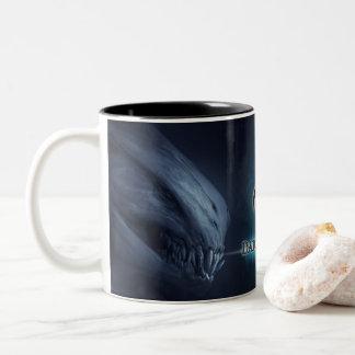 Caneca de café empoeirada do lurker