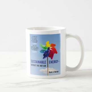 Caneca De Café Energia sustentável - sem o ar quente