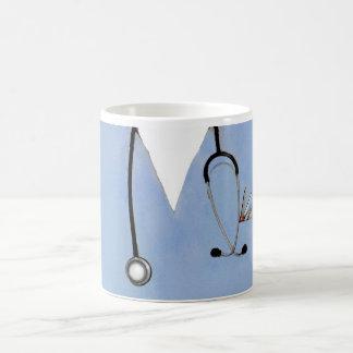 Caneca De Café Enfermeira