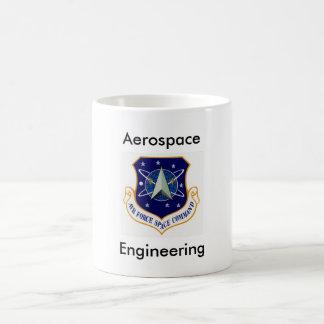 Caneca De Café Engenharia aeroespacial