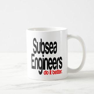 Caneca De Café Engenheiros Subsea melhora