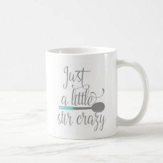Caneca de café engraçada das citações da cozinha