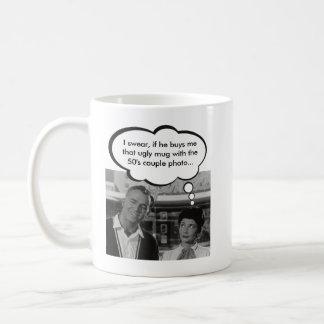 Caneca de café engraçada - não a compre esta