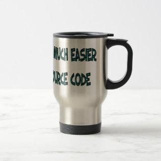 Caneca de café engraçada para o programador de